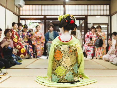 พบไมโกะตัวจริงที่ในการแสดง MAIKO SHOW รอบการแสดงของเดือนนี้เปิดจองแล้ว!!