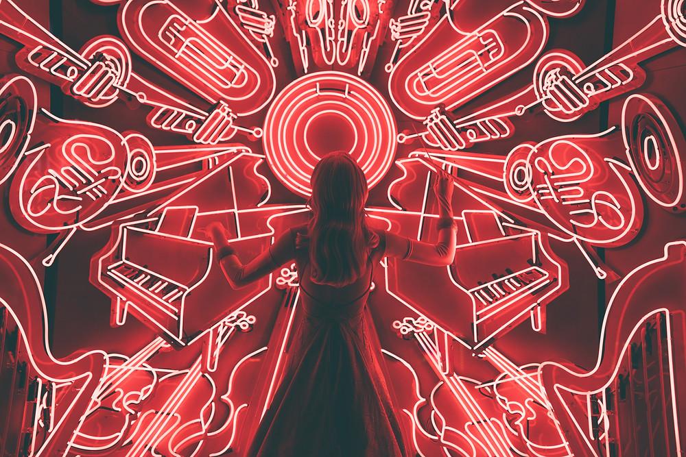 Musician artist blog