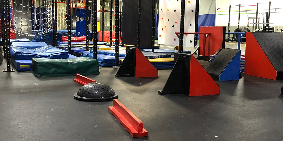 Ninja Warrior Training
