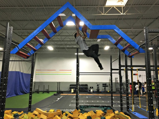 OW TO START EATING LIKE A HEART HEALTHY NINJA WARRIOR IN TRAINING