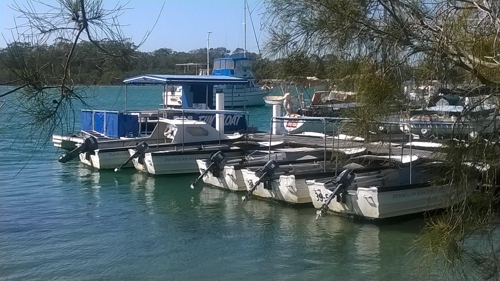 Hire boats Oct 2015