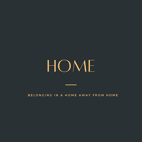 Home - Belonging