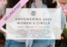 womens circle selling fast.png