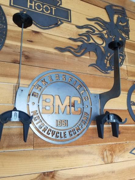 BMC Helmet/Jacket Rack