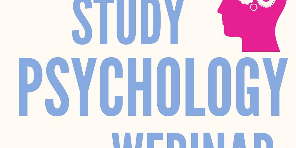 Study Psychology with Dr Eszther Somogyi