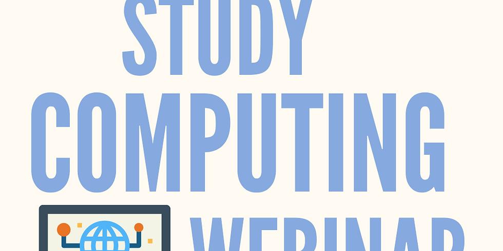Study Computing with Dr Janka Chlebikova