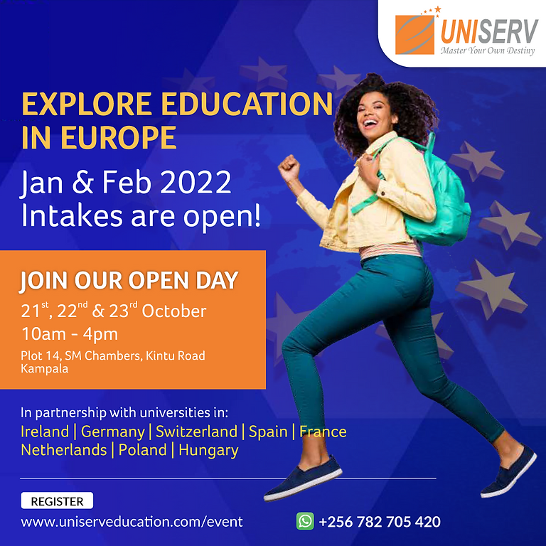 Explore Education in Europe: Kampala