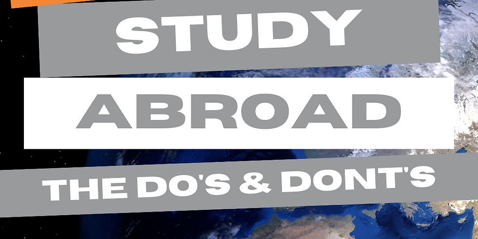 Study Abroad: Parents Webinar