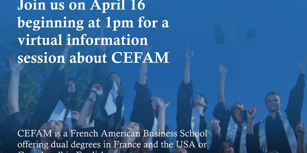 Meet CEFAM