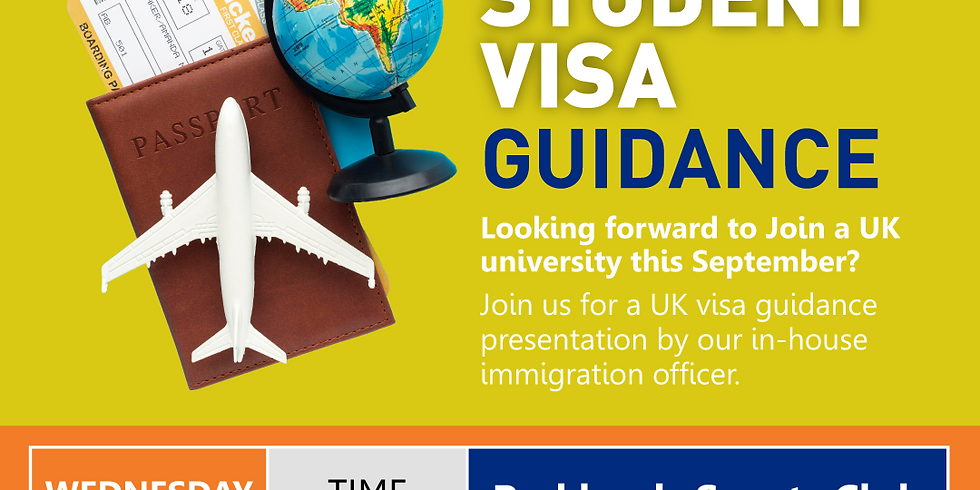 Student Visa Guidance: Physical Session