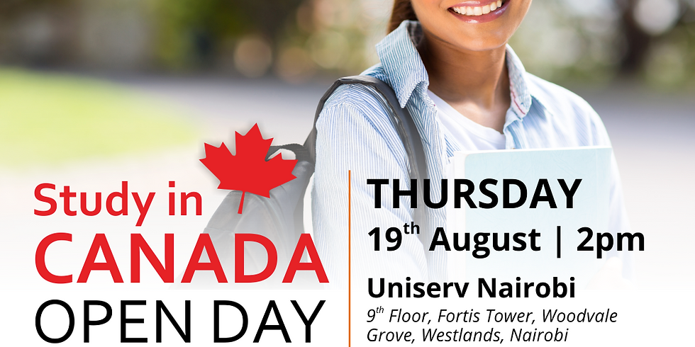 Study in Canada: Open Day