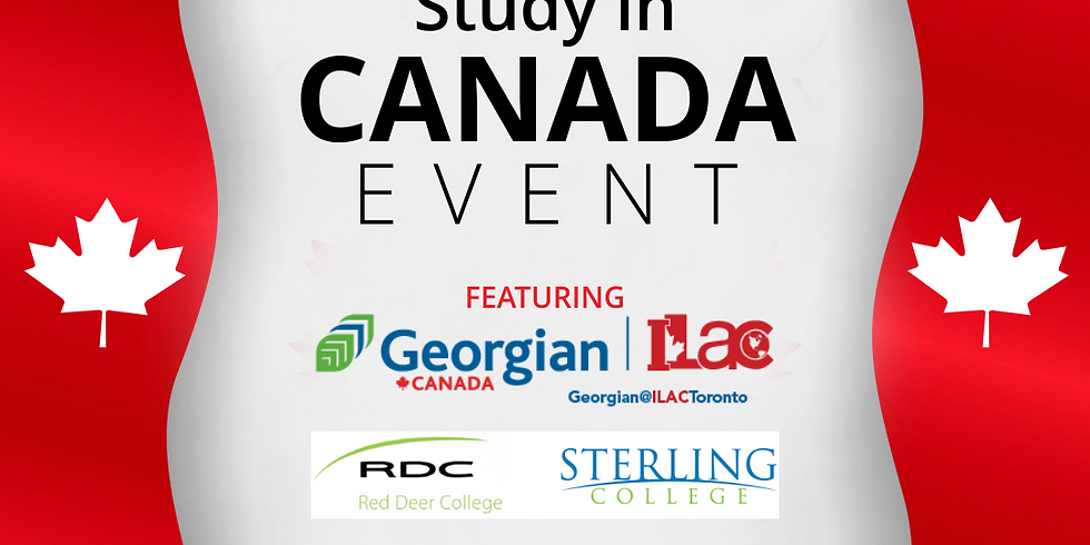 Study in Canada Event