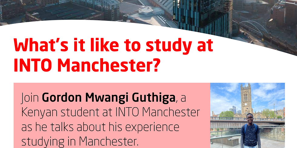 What's it like to Study at INTO Manchester?