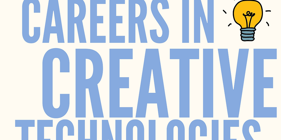 Careers In Creative Technologies  with Dr Neil Dansey, Dr Adrian Hull and Pippa Bostock