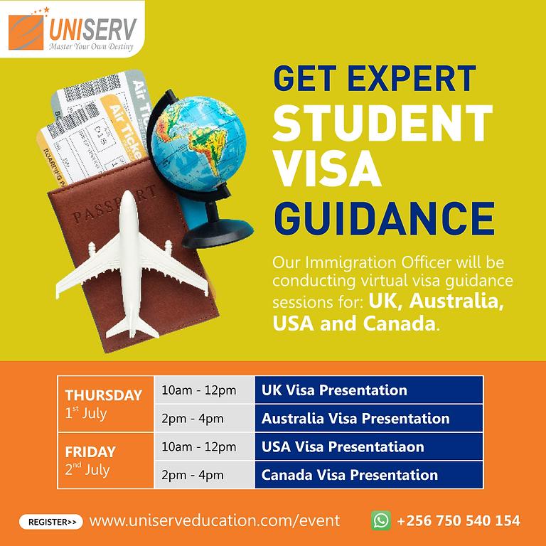 Get Expert Student Visa Guidance
