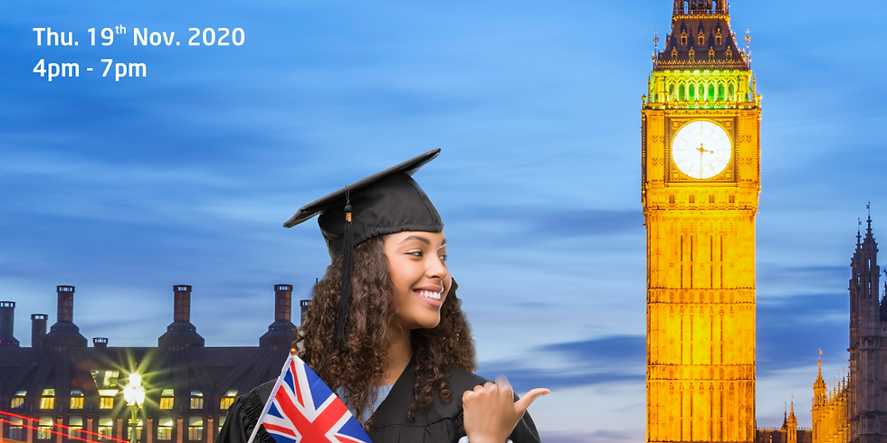 Study in the UK with INTO