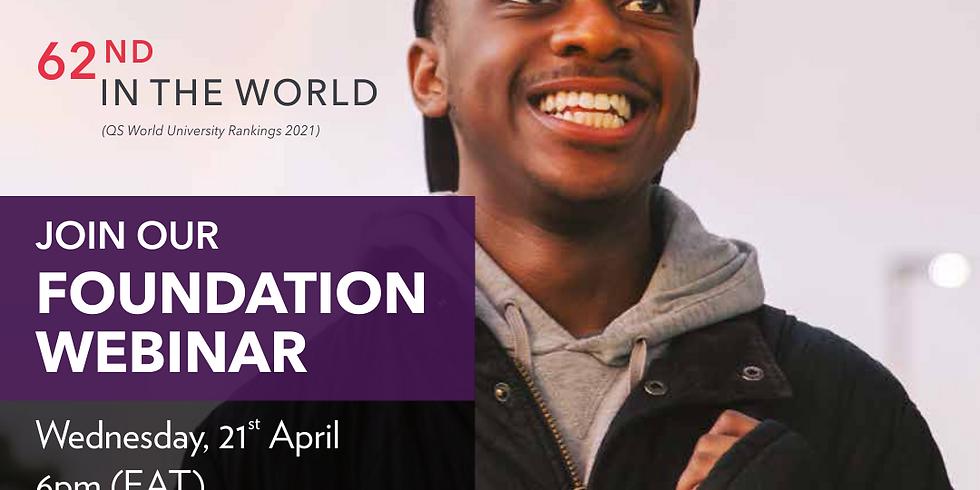 The University of Warwick: Foundation Programme