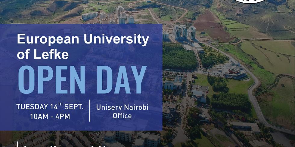 The European University of Lefke: Open Day