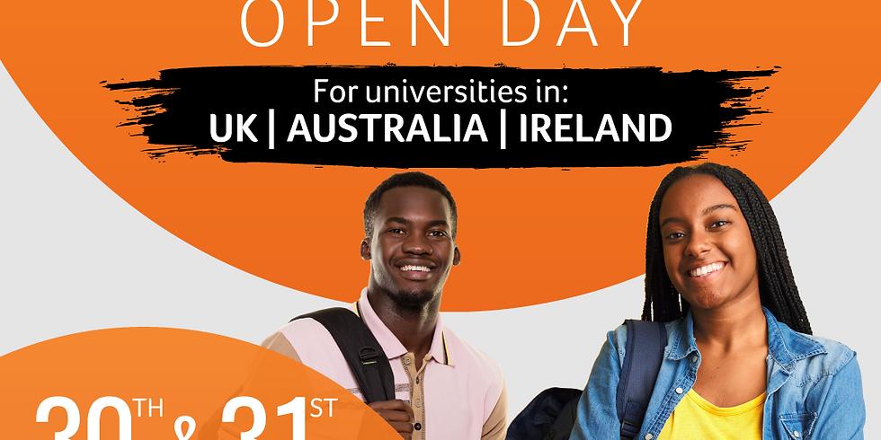 Eldoret Open Day!