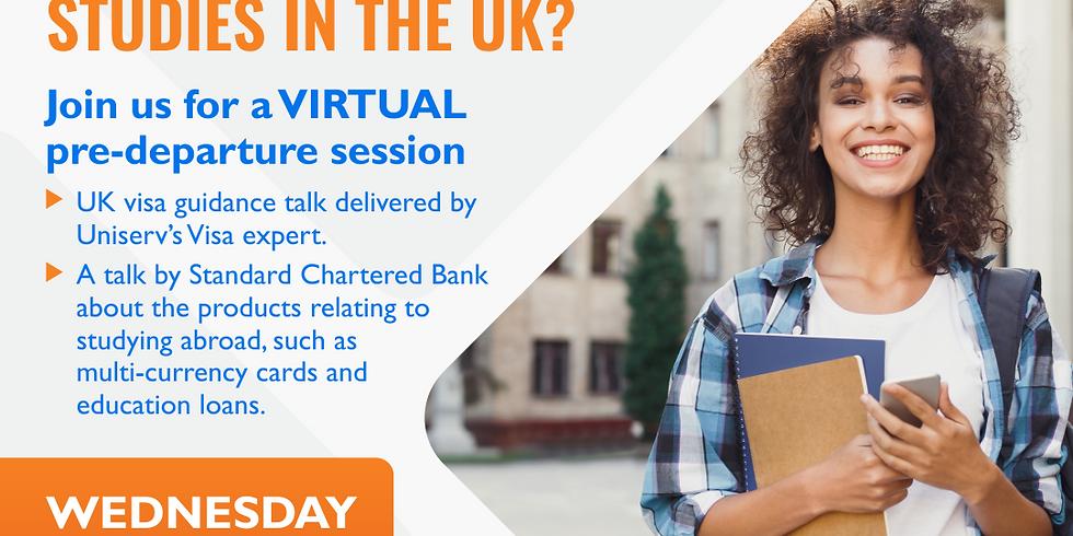 UK Visa Talk with Standard Chartered Bank