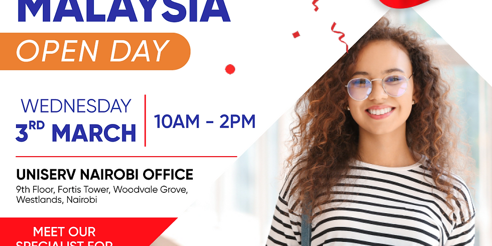 Study in Malaysia Open Day