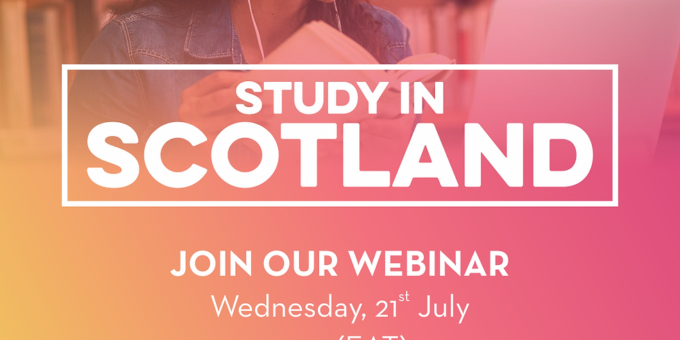 Study In Scotland Webinar
