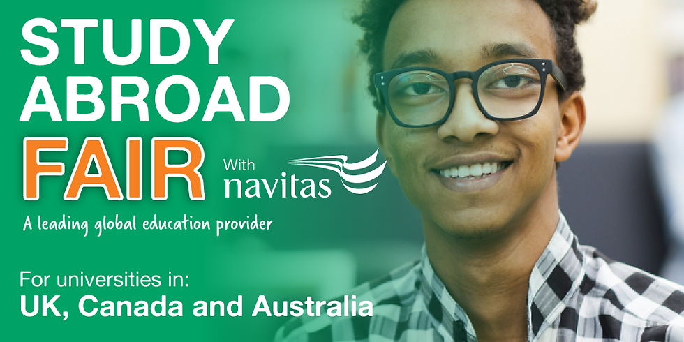 The Study Abroad Tour: in partnership with Navitas