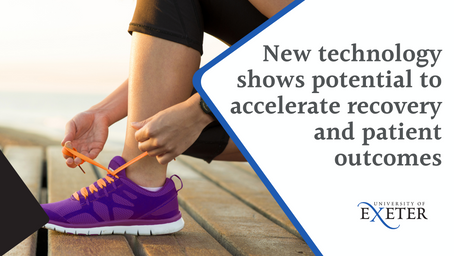 New technology shows potential to accelerate recovery and patient outcomes
