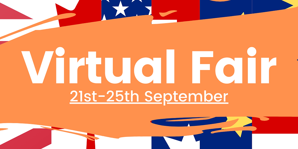 Virtual Global Education Fair