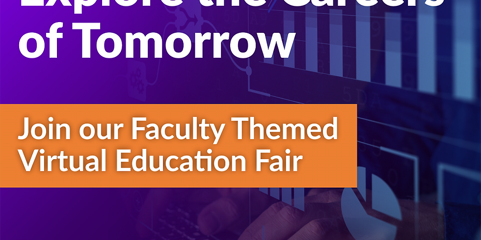 Explore the Careers of Tomorrow: The Virtual Education Fair
