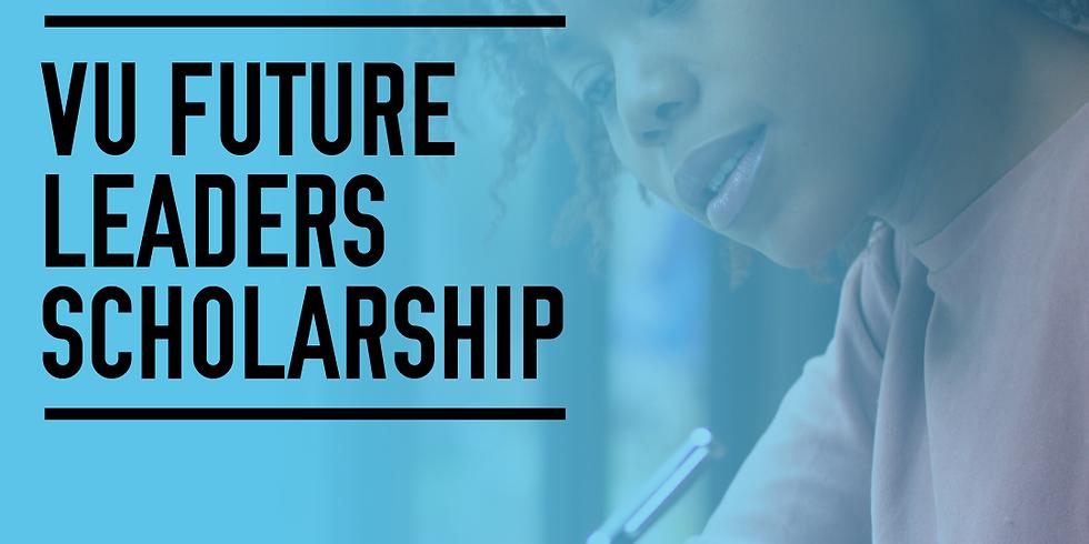 Victoria University Future Leaders Scholarship