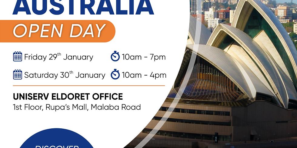 Eldoret Event: Study in Australia