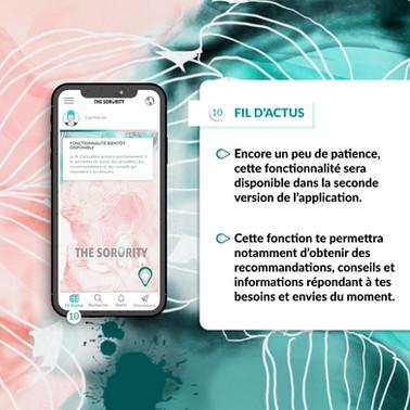 TUTO FONCTIONNEMENT • FIL D'ACTUS