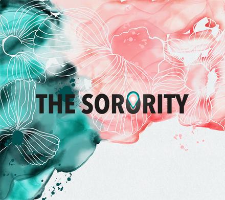 LOGO THE SORORITY