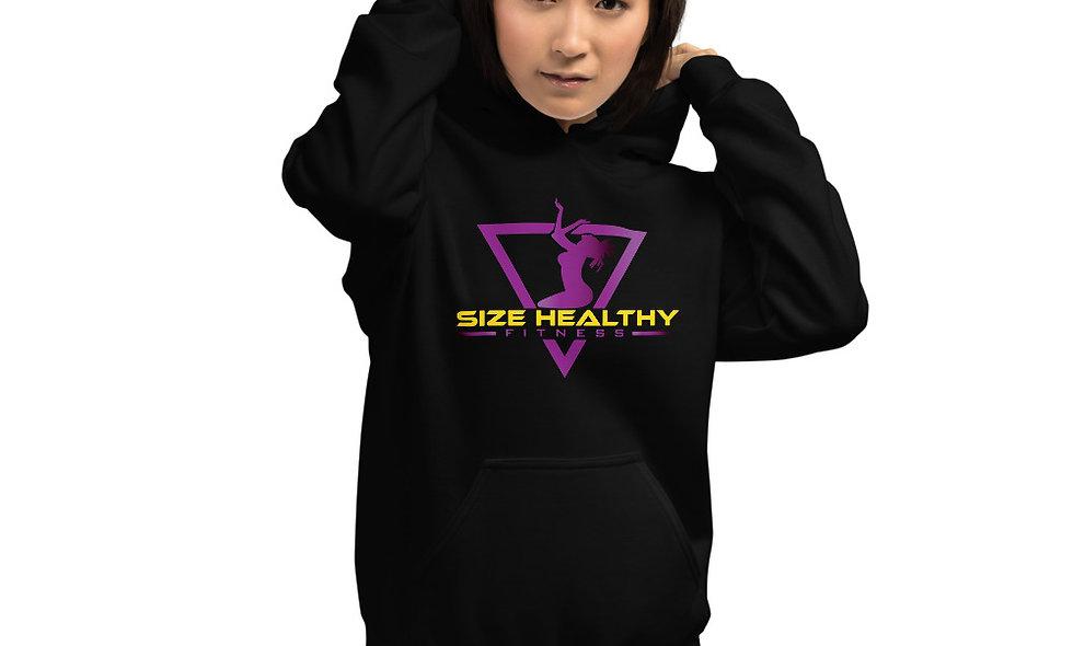 Diva Logo Heavy Blend Hoodie