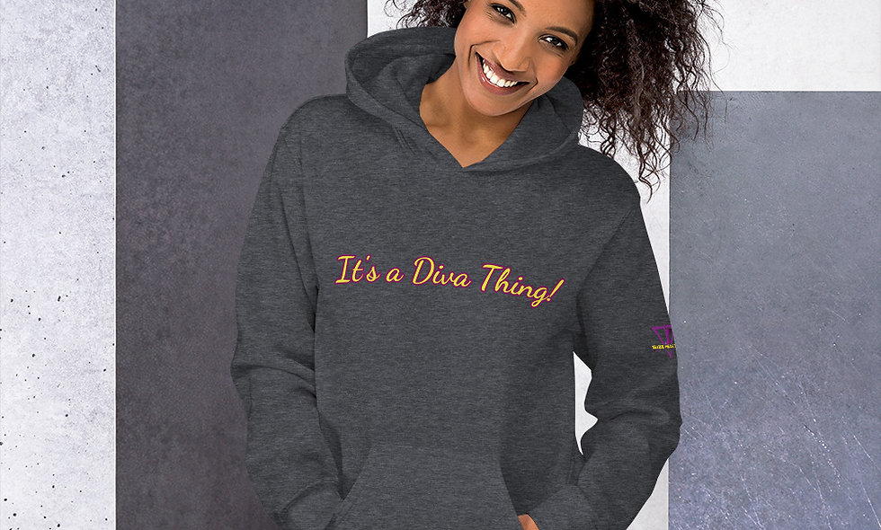 Diva Thing Hoodie