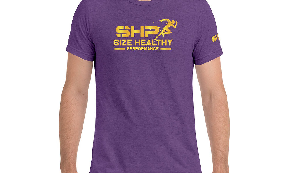 Soft Tri-Blend SHP Logo T-Shirt