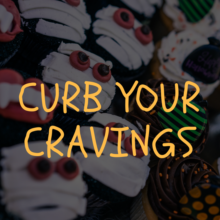 Size Healthy Fitness Curb Your Cravings Halloween