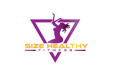 Logo Size Healthy Fitness Gym in Jacksonville NC