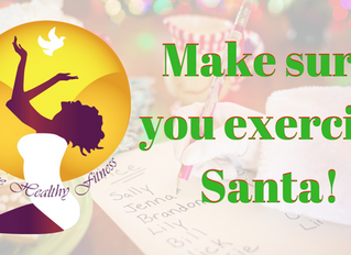 Mastering Your Holiday Fitness and Nutrition - Tip #2