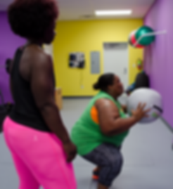 Personal Training at Size Healthy Fitness, Jacksonvile NC