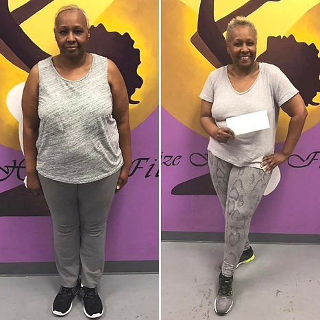 Fitness Transformation Gym for women in Jacksonville NC
