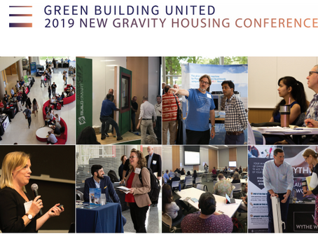 2019 New Gravity Housing Conference was a success!