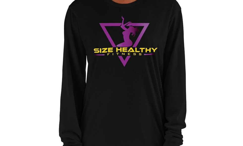Diva Logo Long Sleeve T-Shirt
