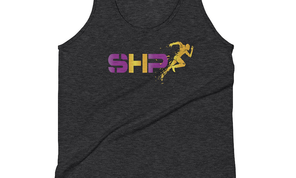 Size Healthy Performance Unisex Tank Top