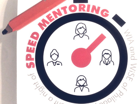 Speed Mentoring Event