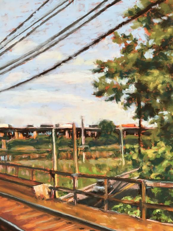 Urban Green, Train Shot, 2013