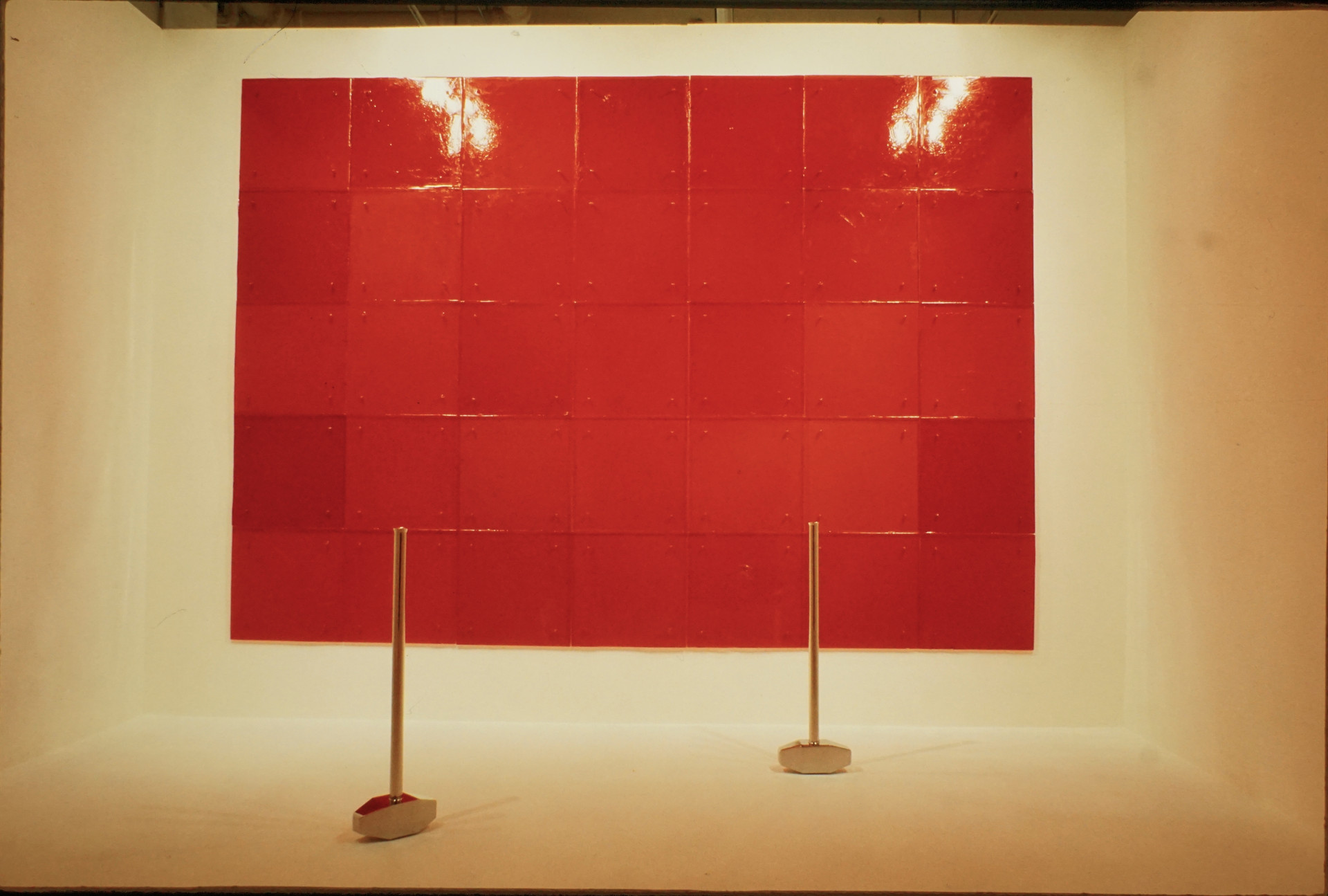 Red Wall, 1996