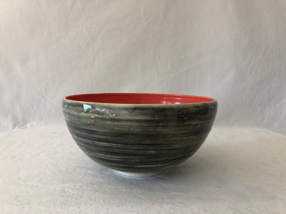 Corral Red Bowl
