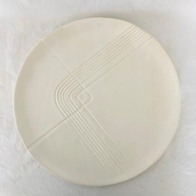 White Plate 2